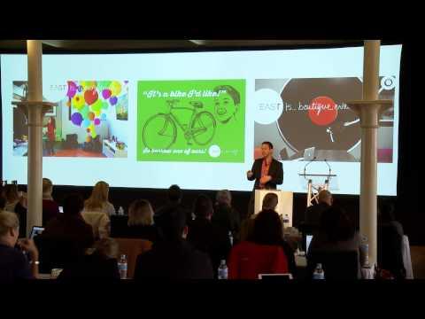 Building brand loyalty | Todd Handy | #SoMeT14AU Barossa Valley, Australia