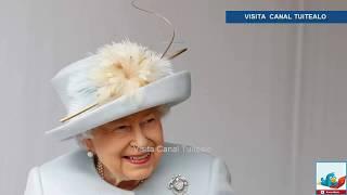 Así fue la boda real de la Princesa Eugenia de York en Inglaterra