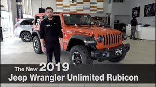 New 2019 Jeep Wrangler Unlimited Rubicon | Hopkins | Mpls | Brooklyn Park | Shakopee, MN