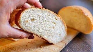 Молочный ХЛЕБ Простой Рецепт Приготовления Домашнего Хлеба