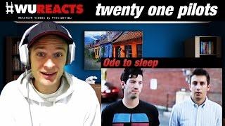 twenty one pilots: Ode To Sleep | REACTION