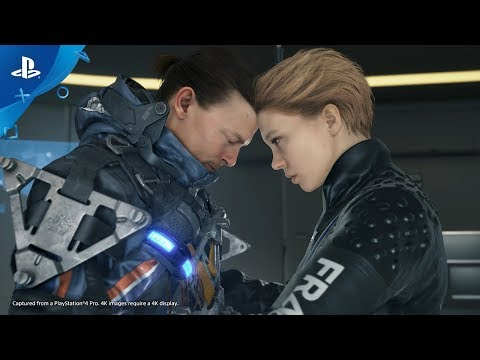 Death Stranding – Release Date Reveal Trailer | PS4