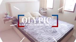 Olympic Spring Bed In The Box