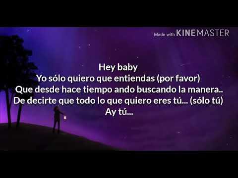 Yandel ft Becky G   Todo Lo Que Quiero Letra