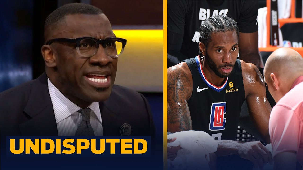 Skip & Shannon react to Kawhi taking shots at Doc Rivers & Clippers staff   NBA   UNDISPUTED