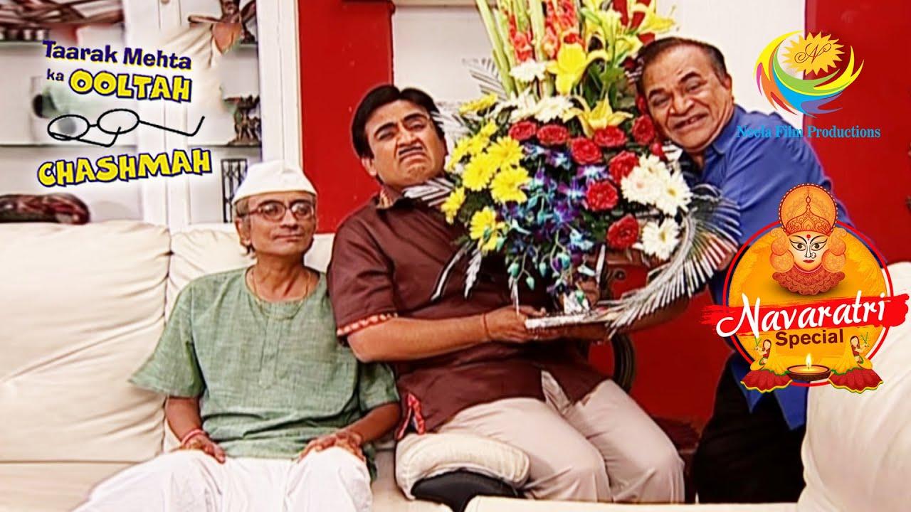 Jethalal Is Shocked With Sundar's Presents | Taarak Mehta Ka Ooltah Chashmah | Navaratri Special