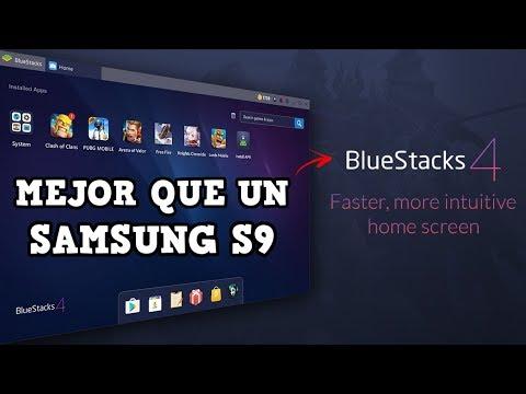 YA SALIO! Nuevo BlueStacks 4 (Emulador De Android)