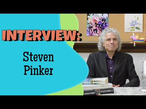 Interview with Steven Pinker