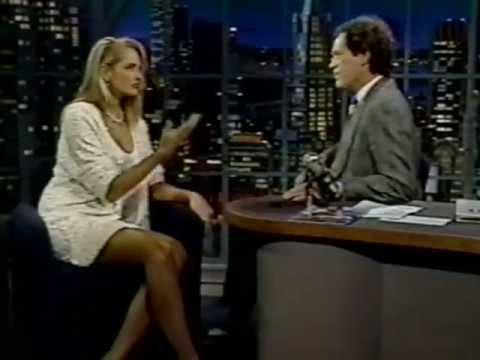 Ashley Montana on Late Night (1991)