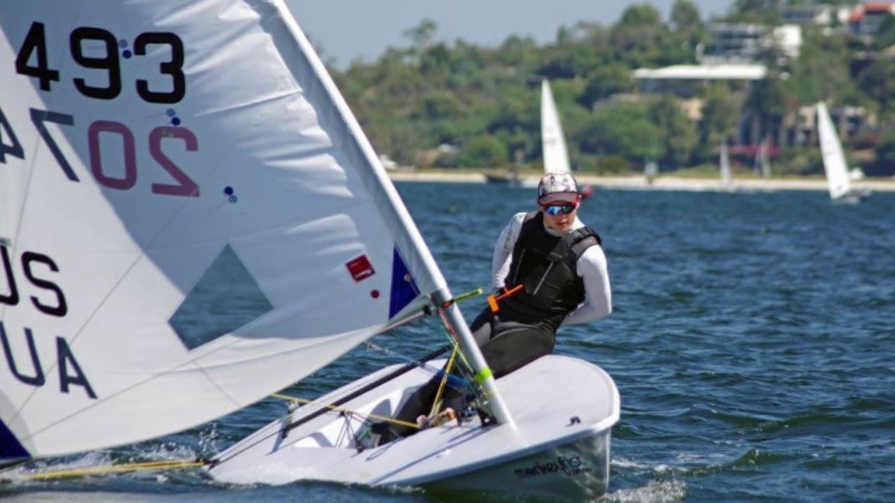 Australian Sports Foundation | Daniel Costandi Youth Laser Radial