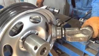 Погнут колесный диск   Repair Rim