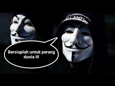 Anonymous: Bersiaplah untuk hadapi perang...
