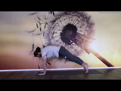 Slow Motion - Sanfte Yoga Sequenz