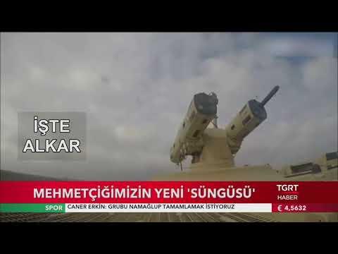 Aselsan Alkar Mehmetçiğin hizmetine hazır