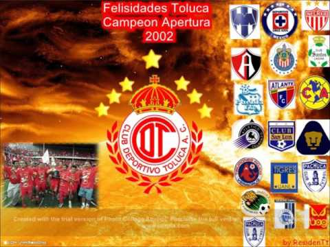 Campeonatos liga mx apertura 1999 - 2010 Bicentenario Parte 1