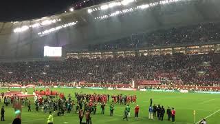 You'll never walk alone | Fifa Club World Cup final | Liverpool vs Flamengo