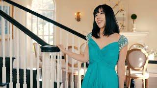 Geisha opera singer Madam SEN sings Puccini w/ harpist Miriam Suzuki