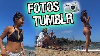 Baixar TIRANDO FOTOS TUMBLR NA PRAIA E NOSSAS METAS 2018