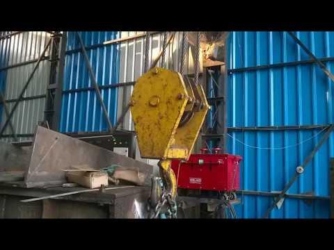 Industrial Builder, Contractor & Overhead Crean Maker Punjab & Himachal Pardesh.