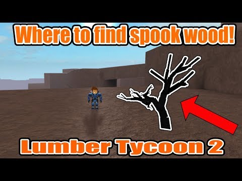 TOP 3 NEW LOCATIONS TO FIND SPOOK WOOD! (NEW METHOD!) Lumber Tycoon 2 ROBLOX