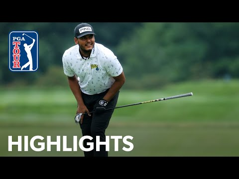 Highlights | Round 3 | John Deere Classic | 2021