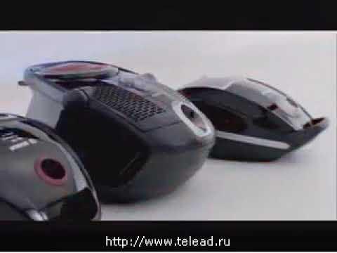 Пылесосы Bosch - рекламный ролик