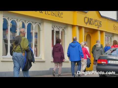 'A Day in the Life' in Dingle town Ireland