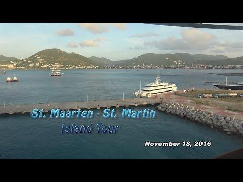St Marteen Island Tour November 18, 2016