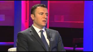 Intervista Ora 16:30, Gentian Elezi