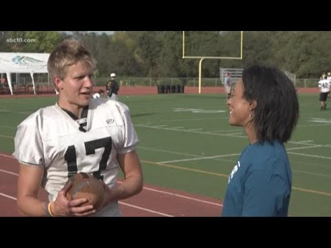 Sports Standout: Ryan Whalley, Del Oro High School Football