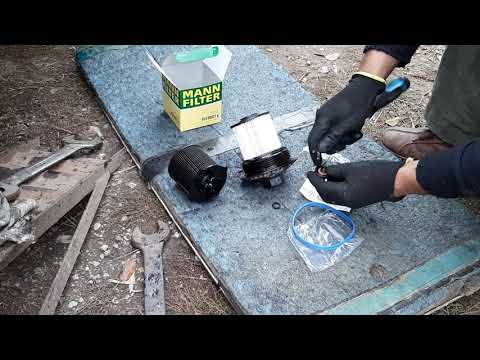 Opel Astra J 1.7CDTi - Fuel Filter Replacement