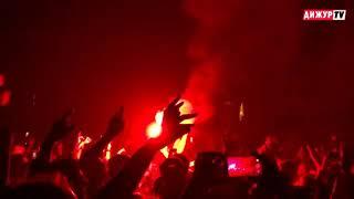 АлисА Красное на чёрном Москва Клуб Adrenaline Stadium 2019