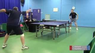 2015 Preston 1st Div Singles Semi-Final: C.Appleby v C.Nebard