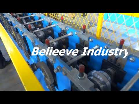 Customized Profile roll forming machine, roll forming, steel profilecold roll forming machine