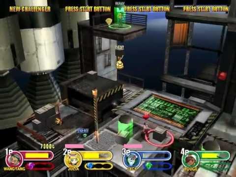 Dreamcast Longplay [007] Power Stone 2