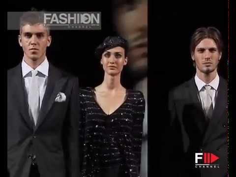 GIORGIO ARMANI Fashion Show Spring Summer 2007 Menswear by Fashion Channel
