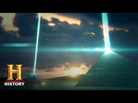 Ancient Aliens: Pyramid Power Plants (Season 12) | Exclusive | History