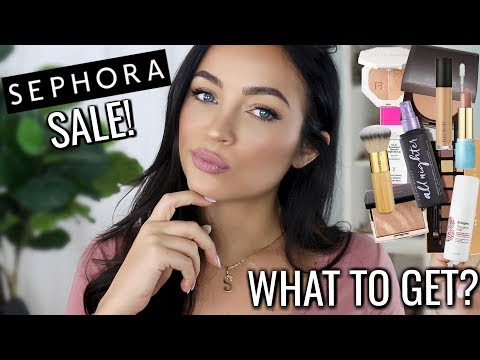SEPHORA SALE MUST HAVES + WHAT'S IN MY CART!   Stephanie Ledda