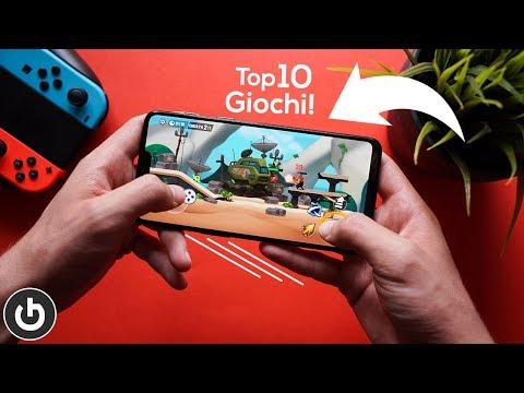 Top 10 GIOCHI GRATIS Che DEVI AVERE Sul TUO Smartphone!   Passatempo   IOS & Android 2019