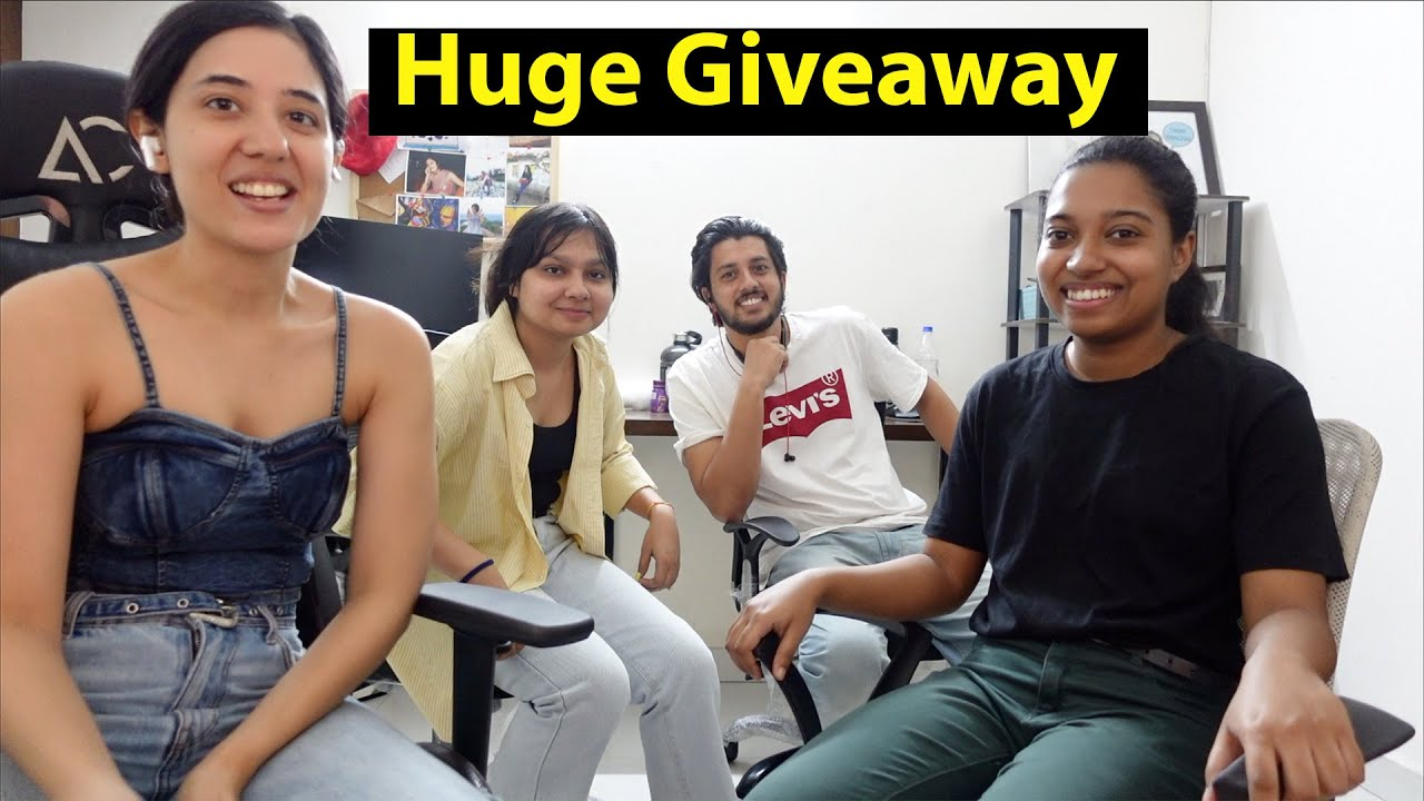 Come visit our office in Gurgaon *It's on us!* Vlog 90 w/ Tanya Khanijow