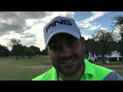 Jared Harvey round 2 Zambia Sugar Open
