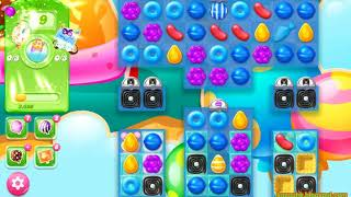 Candy Crush Jelly Saga Level 1489 (No boosters)