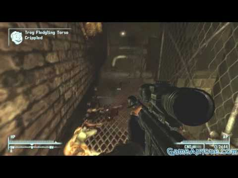 Fallout 3: The Pitt Playthrough W/ Commentary [PC][HD]: P12 - Power Plant Perils