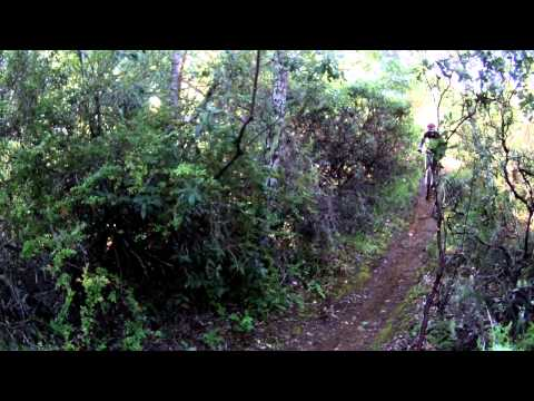 Mountain Biking in San Geronimo Valley - Ego Model 727 and Torque Models 368 & 369