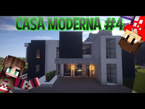 Minecraft tutorial 39 come costruire un 39 ottima casa 39 doovi for Tutorial casa moderna grande minecraft