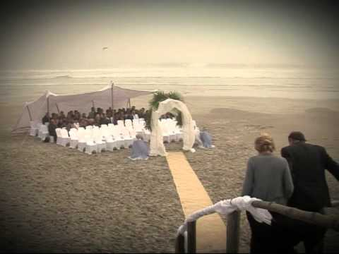 Strandkombuis Wedding  Kosie & Lisa 2009