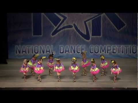 KAR COMPETITION--Amazing 7 years old tap dance
