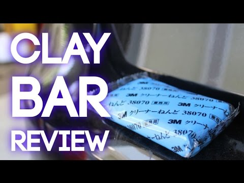 Review: Ebay / Amazon Clay Bar