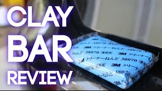 Review: Ebay / Amazon Clay Bar