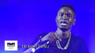 LIL KESH YBNL   LIVE PERFORMANCE AT OLAMIDE UK TOUR 2015